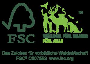 fsc wälder für immer für alle