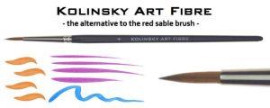 Kolinsky Art Fibre